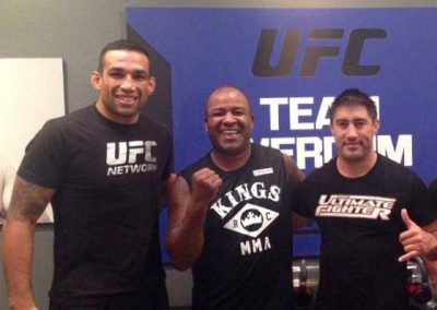 Team Werdum en The Ultimate Fighter